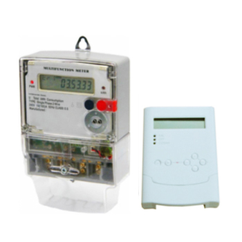 Single Phase Pre Payment Meter